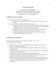 Resume Example Ob Nurse Augustais