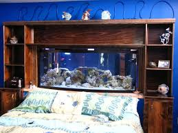 Aquarium Headboard Best 25 Fish Tank Bed Ideas On Pinterest Tanked Aquariums  Design