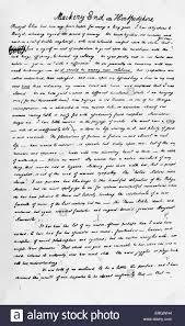 essay on mackery end in hertfordshire by charles lamb page of essay on mackery end in hertfordshire by charles lamb page of the handwritten manuscript cl english writer 10 1775 27 1834