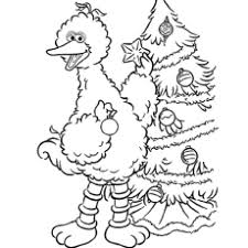 sesame street coloring pages. Beautiful Pages Sesame Street Coloring Pages For O
