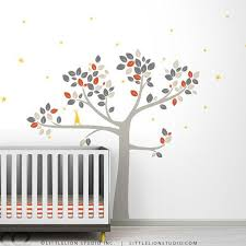 tree wall art decals for nursery