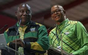 Mr ramaphosa has vowed to root out deep and. Magashule Acted Out Of Vengeful Spite Says Ramaphosa On Suspension Letter