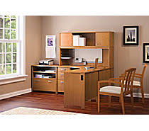 staples home office desks. bush office envoy collection natural cherry staples home desks h