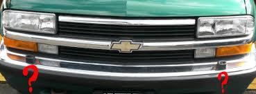 Chevrolet Blazer Questions - '99 LT Blazer Front BUmper - CarGurus