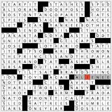 Another crossword for beginners of english. Rex Parker Does The Nyt Crossword Puzzle Reformed Demon On Buffy The Vampire Slayer Sun 3 24 19 Site Of 1796 Napoleon Victory Exclamation After Performance Of Every Breath You Take