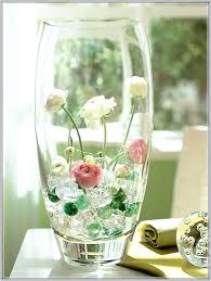 s glass vase decoration ideas wedding centerpiece
