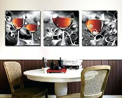 wine wall art decorating dining room cool ideas best idea ...