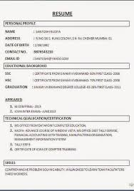 Resume Format Work Experience Impressive Editing Resume Sample Template Example OfExcellent Curriculum Vitae