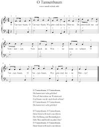 Alle, jahre wieder - Weihnachtsliedernoten