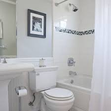 Image Trim Example Of Midsized Classic Mosaic Tile Ceramic Floor Bathroom Design In San Francisco Houzz Bathroom Beadboard Ideas Houzz