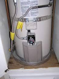 water heater drain pan installation. Perfect Drain Water Heater Is Leaking With Drain Pan Installation