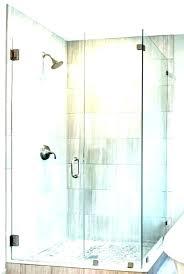 cost of glass shower door shower door installation cost wonderful glass shower door installation cost enclosure