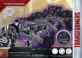 transformers the last knight bed sheet sets 009