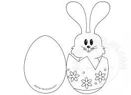 Easter Templates Easter Bunny Templates Rome Fontanacountryinn Com