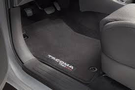 Amazon.com: Set of 4 Genuine Toyota TRD Pro Carpet Floor Mats for ...