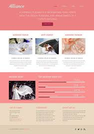 Wedding Planning Templates Free Download Wedding Planning Website Templates Free Dabeetz Com
