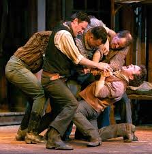 of mice and men walnut street theatre philadelphia pa  production history