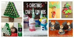 5 Super Easy Christmas Crafts For Kids That They Will LoveCraft Items For Christmas