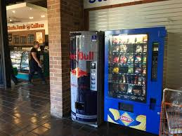How To Get A Red Bull Vending Machine Mesmerizing Vending Machine Shortland Level 48 Redbull At Newcastle StudentVIP