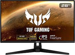 Download, share or upload your own one! Asus Tuf Gaming Vg289q1a 28 Hdr Monitor Shadow Boost 3840 X 2160 Displayport Hdmi Eye Care Ips Adaptive Sync Freesync 4k Uhd Dci P3 Hdr 10 Electronics Computers Accessories Environews Tv