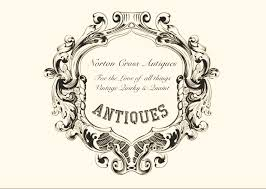 vintage furniture logo. Norton Cross Antiques In Faversham Antique Centre Kents Best Dealer Kent Quirky French Furniture Curiosties Vintage Flea Market Logo