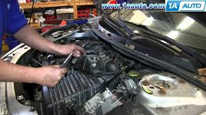 how to install replace 2 7l coolant bleeder housing 2001 06 how to install replace 2 7l coolant bleeder housing 2001 06 chrysler sebring