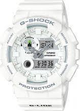 "casio g shock watches men s g shock watch shop comâ""¢ mens casio g shock alarm chronograph watch gax 100a 7aer"