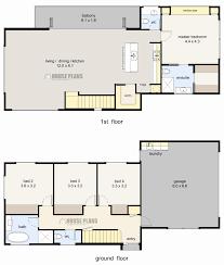 2 bedroom home plans nz beautiful 2 story 4 bedroom floor plans house plans 4 bedroom
