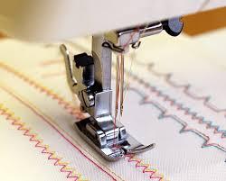 Twin Needle Sewing Machine