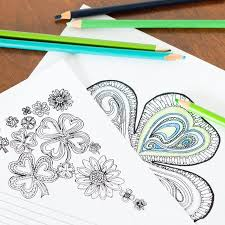 Adult Coloring Pages For St Patricks Day You Should Craft