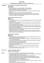 Purchase Resume Samples Mechanical Purchase Engineer Resume Sample Free Resume Templates