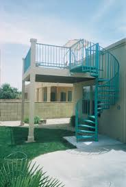 Best Spiral Staircase Torres Welding Inc Spiral Straight Staircases Torres