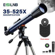 high tripod telescope 70070 with mobile