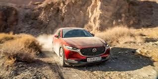 Watch the Mazda CX-30 Drive Across Kazakhstan!