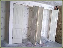 Surprising Prehung Closet Doors Unparalleled Door Interior Double