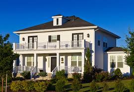 Colonial Style Homes New Home