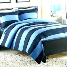 navy and white striped bedding set comforter grey rugby stripe orter black whi