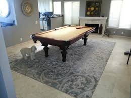 pool table rugs home and furniture maxempanadas themed rug under pool table or not dimensions ideal size for