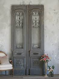door wall decor antique doors as wall decor