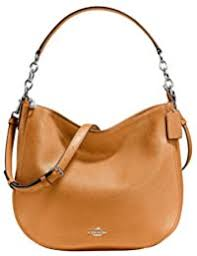 Womens Polished Pebbled Leather Chelsea 32 Hobo