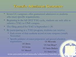uc transfer application personal statement transfer admission guaranteebull seven uc
