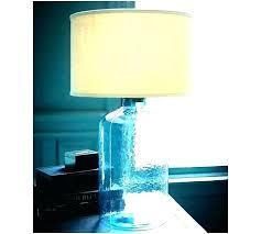 blue lamp base glass awesome for uk blue lamp base