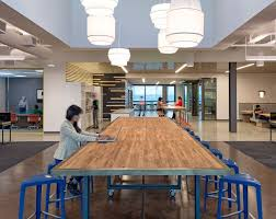 workspace lighting. A Cluster Of Delta Pendants Designed By RBW Illuminate The New Zazzle HQ Workspace Lighting W