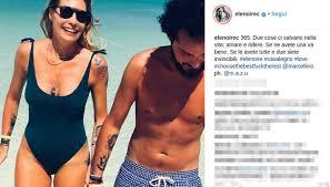 Chi è Marcello Corso, il fidanzato segreto di Elenoire Casalegno