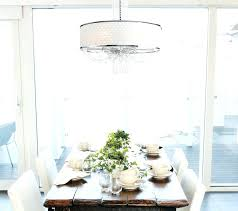 chandelier with white shade chandelier with white shade luminous dining room with pretty drum shade chandelier chandelier with white shade