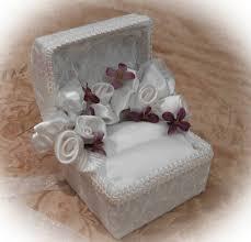 Engagement Ring Box Decoration