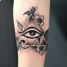 95 Illuminati All Seeing Eye Tattoo Meaning Designs For Men 2019