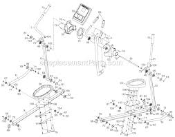 nordictrack ntccel169070 parts list and diagram click to close