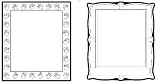 Paper Borders Templates Free Free Printable Border Designs For Paper Black And White