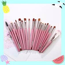 <b>20Pcs</b> / <b>Set</b> Brush Makeup untuk Mata | Shopee Indonesia